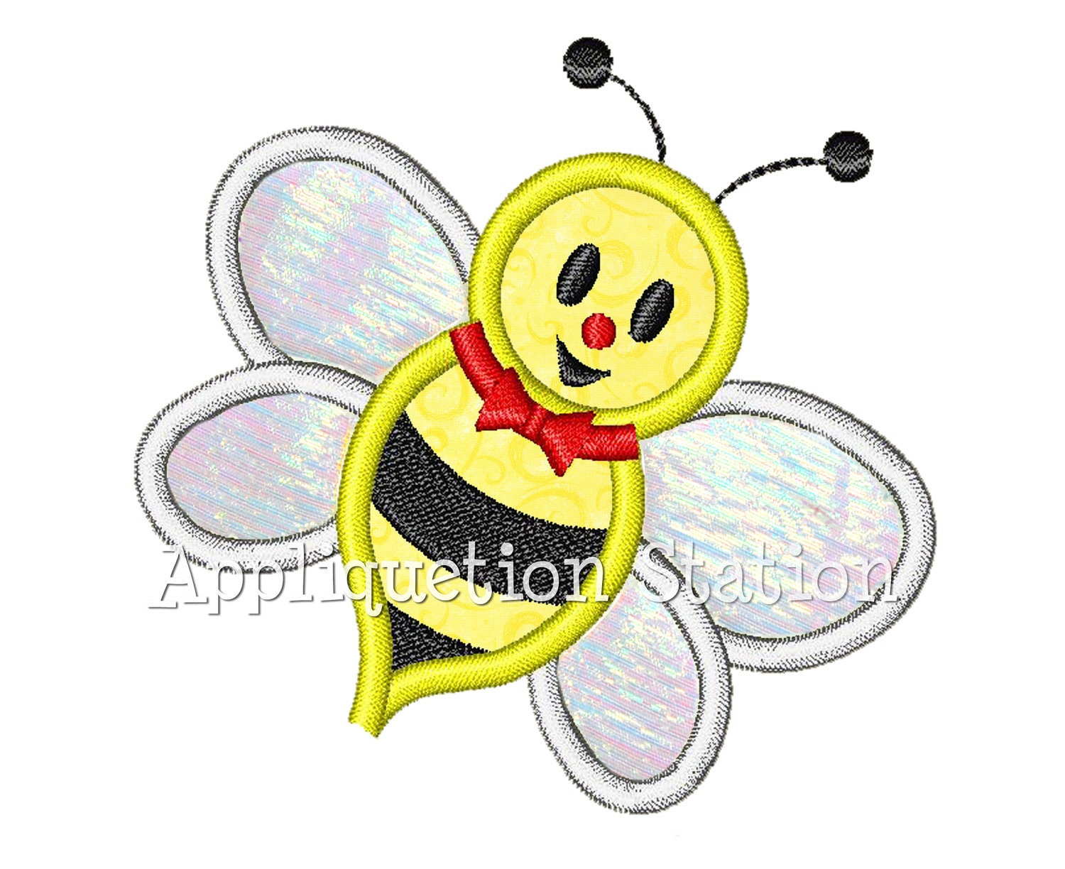 Bumble bee embroidery designs car pictures - Honey Bumble Bee Applique Machine By Appliquetionstation