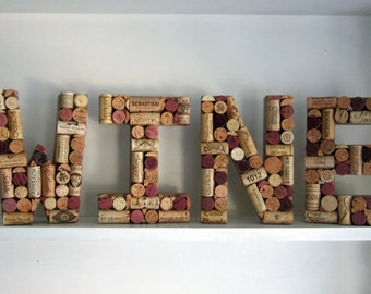 Wine in Corks
