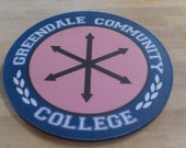 Community inspired Greendale Mouse pad