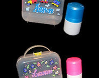 Lunch Box and Thermos