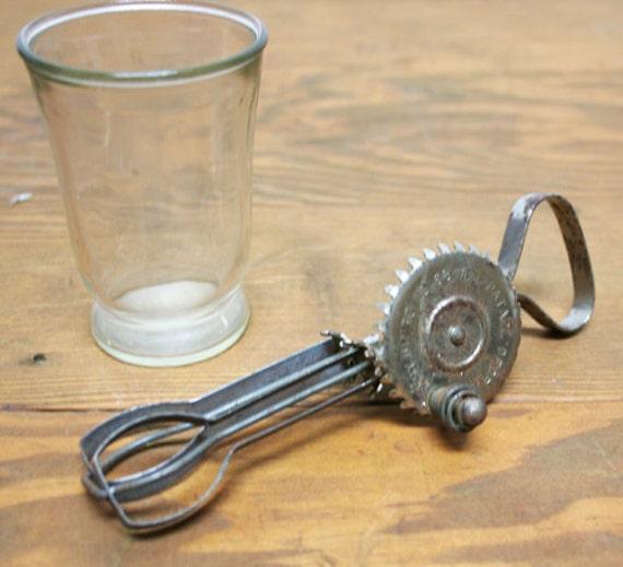 Toy Hand Mixer ~ Miniature toy hand mixer