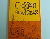 Airstream Cookbook, Cooking on Wheels by  Arlene Strom, Paperback  - Vintage Travel Trailer and Home Decor