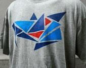Geometric Sailor T-Shirt in L