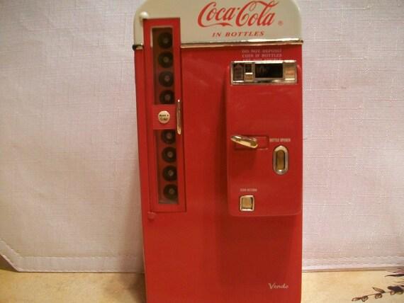 Vintage Coca Cola Bank