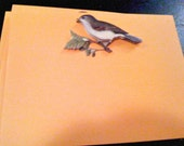 Birds, eggs and butterfly cards, 6 for 7 dollars