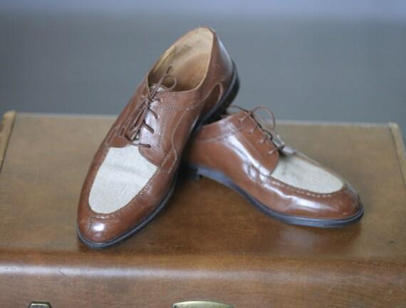 vintage stanley blacker italian leather shoes