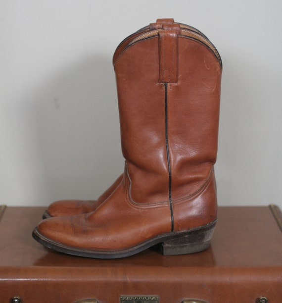 Vintage frye boots mens by tomtomvintage on etsy