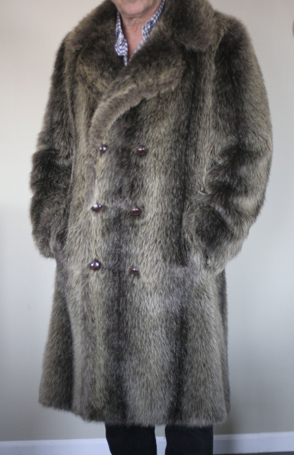 Faux Fur Coats For Men - Tradingbasis