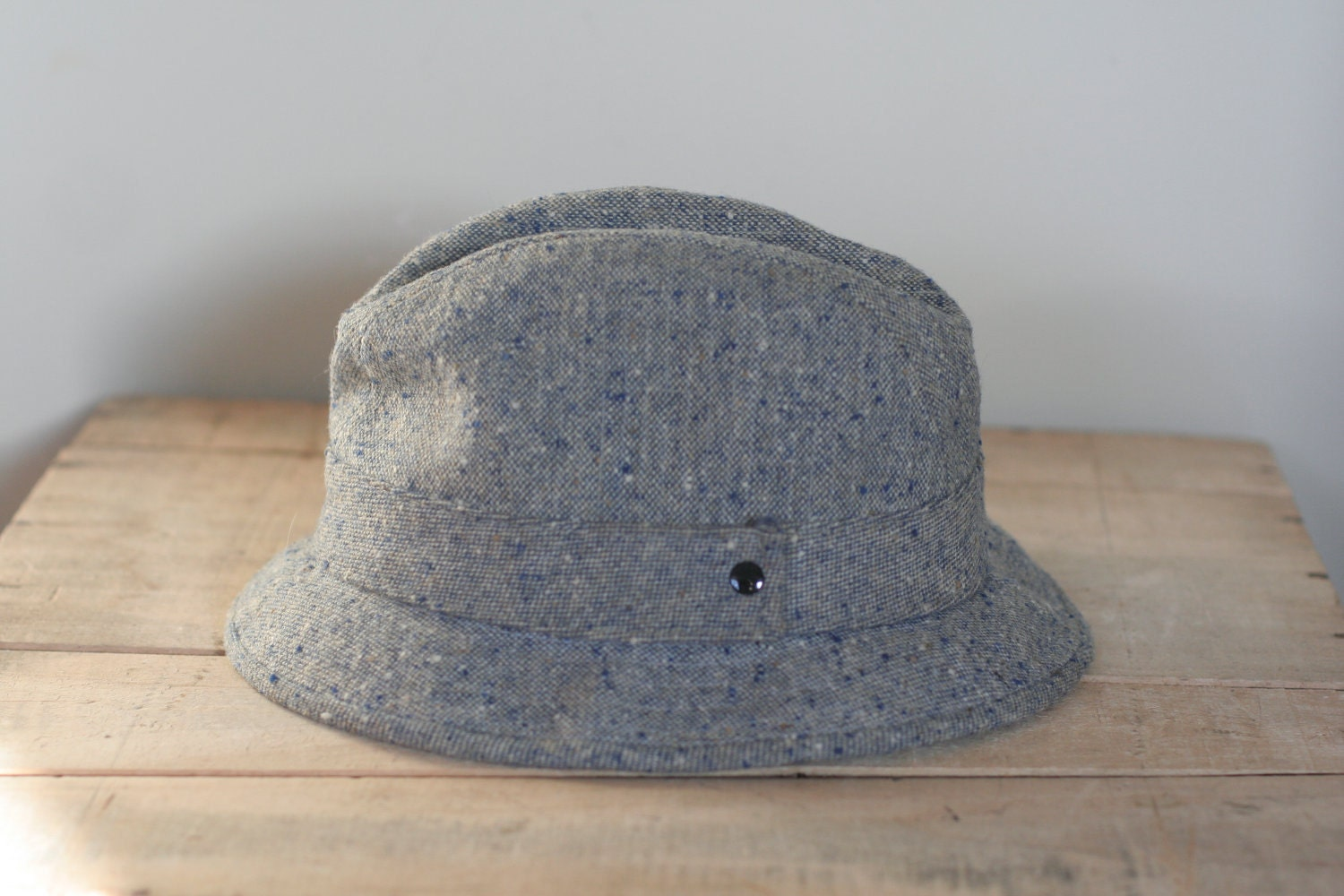 how to clean a wool fedora