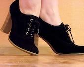 "Elegant black womens shoes (EU size-40) ""Vanesa"" very comfty"