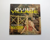 The Exotic Sounds of Martin Denny - Quiet Village Vinyl Record (1959) - Summer