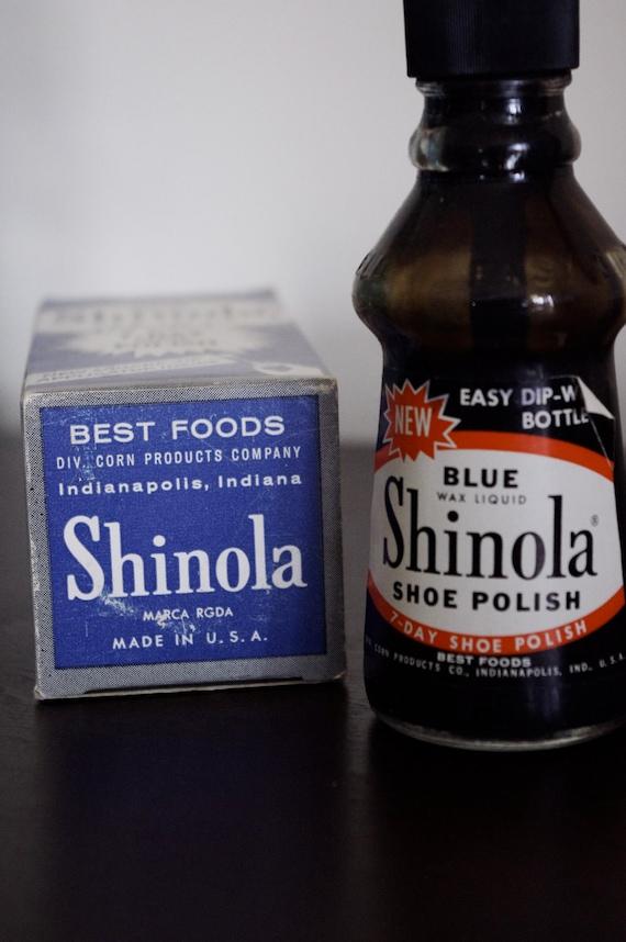 Shinola Shoe Polish circa 1950's