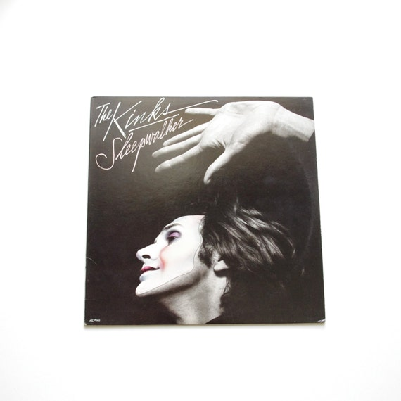Reserved The Kinks Sleepwalker Vinyl By Thischarmingmancave