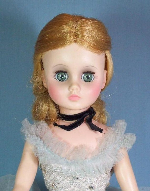 Vintage Madame Alexander Elise Ballerina Doll Original Clothes