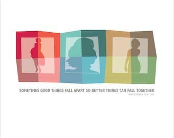 Pearls of Wisdom: Sometimes good things fall apart...