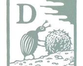 D - Dung Beetle