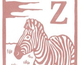Z - Zebra