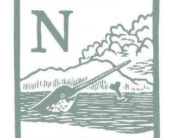 N - Narwhal