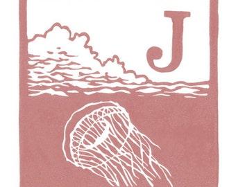 J - Jellyfish