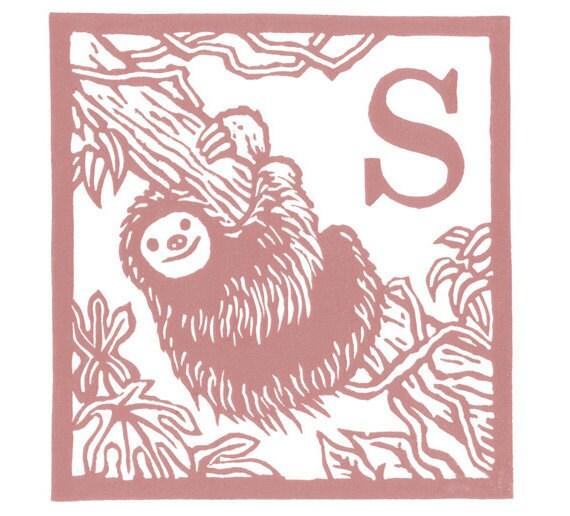 S - Sloth