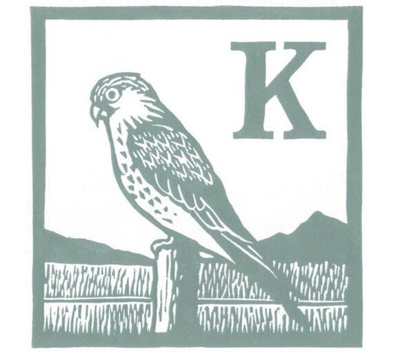 K - Kestrel