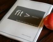 Get Fit Journal (Download via email)