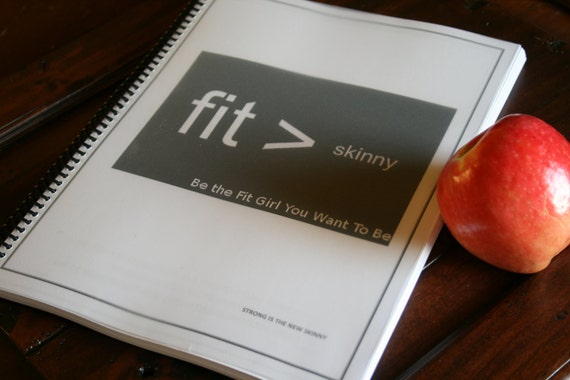 Get Fit Journal (Hard Copy)