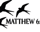 Birds Matthew 6:26 wall or car decal