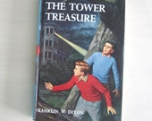 Vintage Book - The Hardy Boys, The Tower Treasure, Franklin W. Dixon