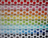 Ombre Dot Changing Pad Cover