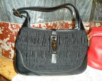 SPECIAL Sale GUCCI Jackie'O vintage black handbag