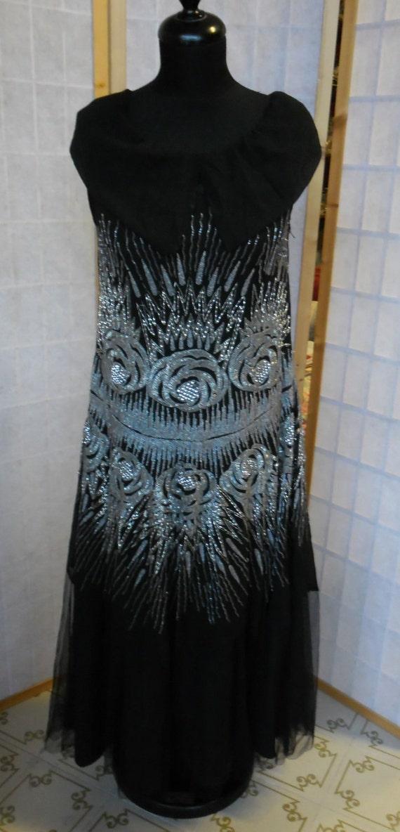 30's Evening dress