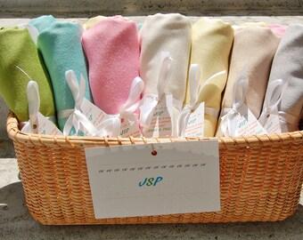 20 PASHMINA SHAWL BASKET. You can choose Any Color. Bridesmaid Gifts. Wedding Favors. Bridesmaid shawls. Wedding shawls