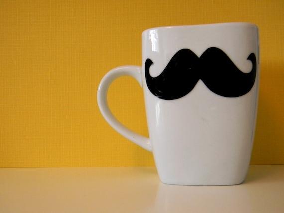 Mustache Mug: The George