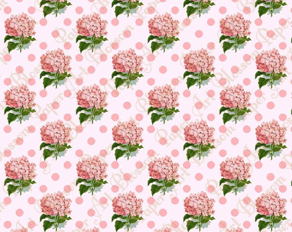 Scrapbooking Pink Flowers Pink Flowers Download