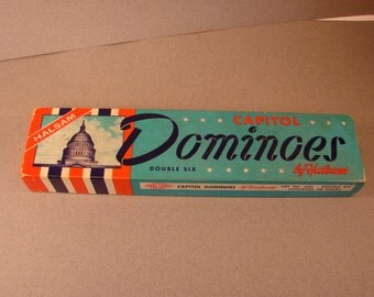 Capitol Dominoes by Halsam