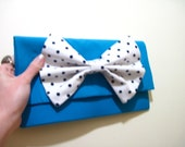 Discount // Bow Clutch