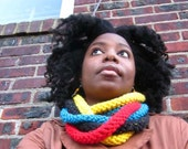 The African Princess Chunky Infinity Cowl