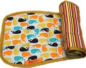 Baby Jogger - City Mini - Reversible Baby Stroller Liner, Parm by Giggleboo