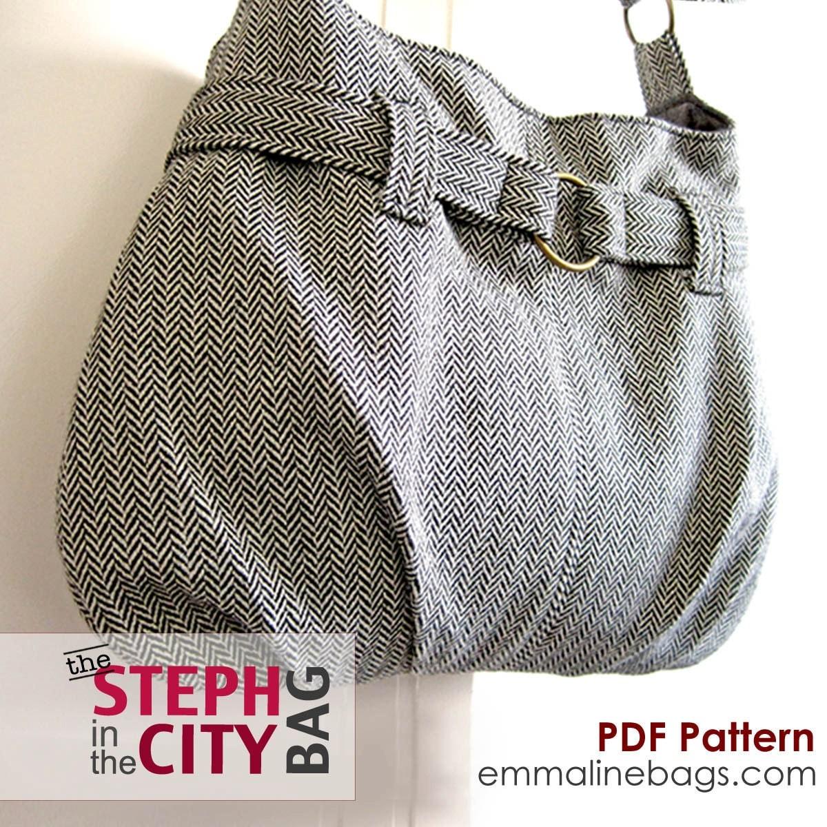 Shoulder Book Bag Pattern 95