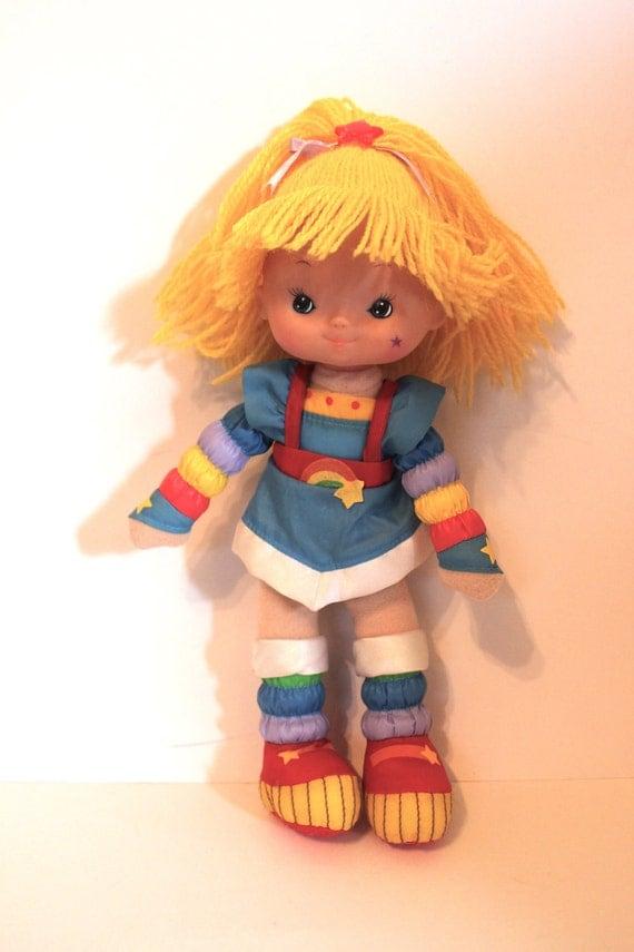 Rainbow Brite Doll (1983)