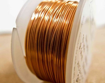 26g 15yd Copper Artistic Wire