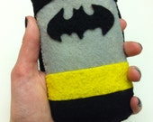 Holy Rusted Metal: BATMAN Phone Cozy/Case