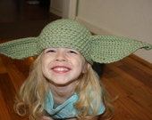 Yoda Hat  this is