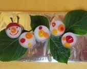 Birthday Candle - Hungry Caterpillar Bug Tea Light