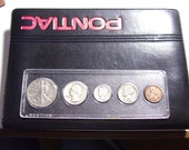 Vintage U.S. Circulated Coin set 1944