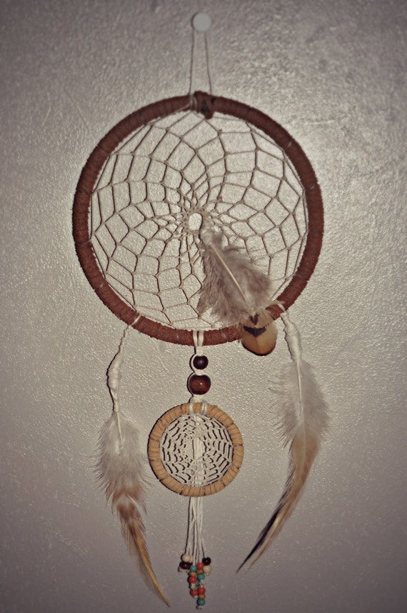 Double Dream Catcher Wall Hanging