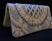 Lavished with Lavender purse....