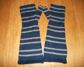 Wizard Gear-Ravenclaw Fingerless Gloves