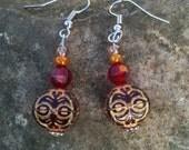Fire Goddess Earrings